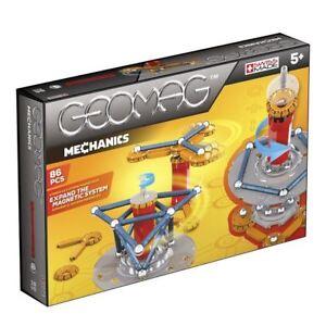 Geomag-Technik-Magnetisch-Baukasten-86-PIECE-Mehrfarbig