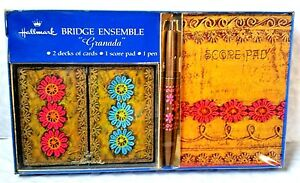Vintage-1960-039-s-Hallmark-Bridge-Ensemble-034-Granada-034-NEVER-OPENED
