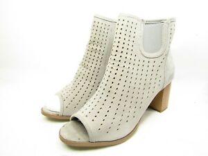 e5ca5d33429d Image is loading Journee-Collection-Emm-Peep-Toe-Ankle-Womens-Booties-