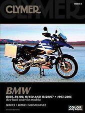 BMW R850 R1100 R1150 R1150GS R1200 1993-2005 Clymer Handbuch M503-3 NEU
