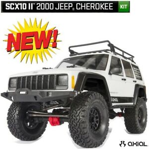 Axial-AX90046-1-10-SCX10-II-2000-Jeep-Cherokee-4WD-Electric-Kit