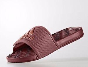 72b1e3262 Adidas Adissage 2.0 Logo Slide Slides Sport Sandals Flip Flops ...