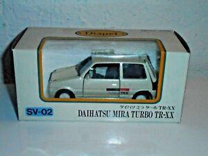 Glorieux Diapet Japon Vintage 1/35 Daihatsu Mira Turbo Tr Xx Neuve + Boite