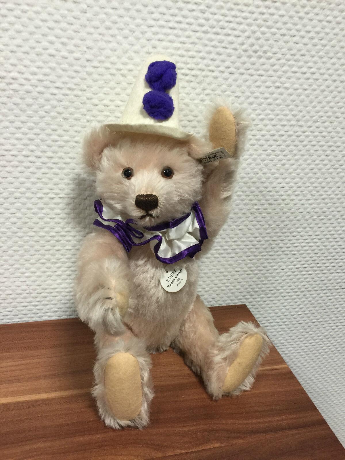 Steiff Teddy Bear 407260   Teddy Teddy Teddy Clown   33 Cm. Top Condition eaf