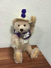 """Osos de peluche oso 407260 """"Teddy payaso"""" 33 cm. top estado!!!"""