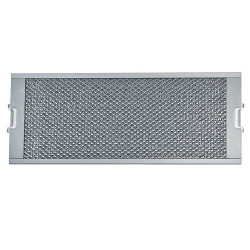 Griglia metallica FILTRO RETTANGOLARE 530x205mm cappa aspirante Originale Bosch Neff 00118555