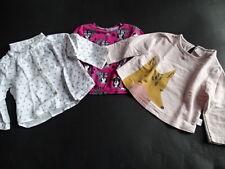 ZARA BabyGirl Shirt + Bluse & Dawanda Shirt Gr.74 3 tlg.