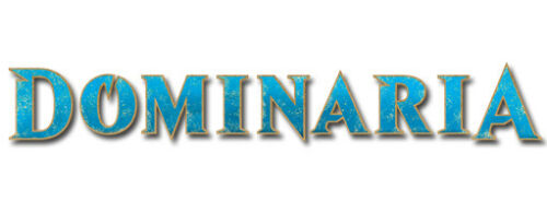 DOMINARIA - Empty Bundle Box ONLY - Fat Pack BOX MTG Magic