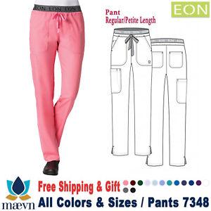 Maevn-Peelings-Eon-Mujer-Cinturilla-7-Bolsillos-Cargo-Pantalones-7348-Estandar