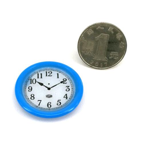 1:12 Scale alarm clock mini home decoration dollhouse miniature toy accessories