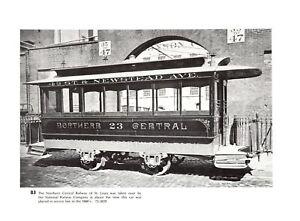 Northern-Central-Railway-St-Louis-Melbourne-Richmond-Tramway-Street-car-print