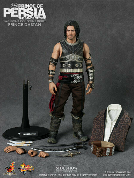 1 6th scale Prince Dastan Prince of Persia Hot Toys