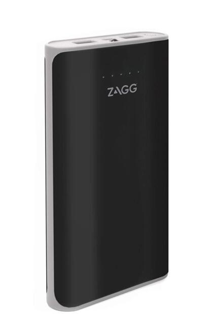 Zagg Ignition 12 CARGADOR PORTÁTIL BATERÍA EXTERNA 12000mAh Usb Puertos Dual