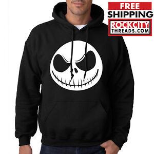 Nightmare Before Christmas Hoodie.Details About Nightmare Before Christmas Hoodie Jack Skellington B4 Xmas Tv Hooded Sweatshirt