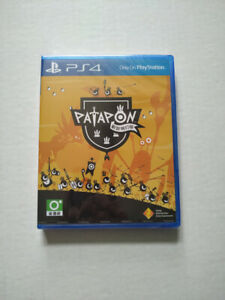 PATAPON-REMASTERED-Playstation-PS4-2017-Chinese-Factory-Sealed