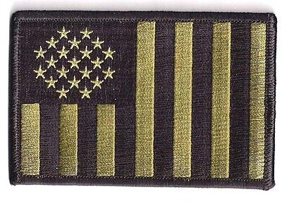 """JERICHO TV Series Reunited States Camo Flag Logo Embroidered 4""""  Patch (JEPA-02)"""