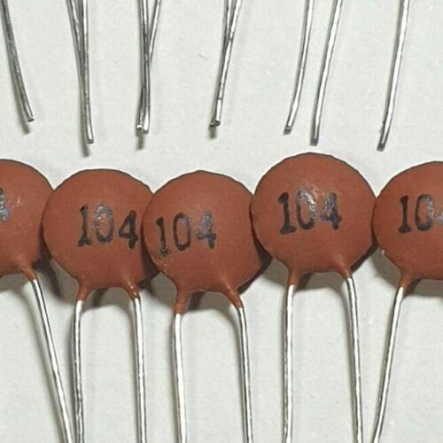 Cerámica condensadores-Pack 10-Elige De 50 Valores 2pf-100nf Uk libre de envío