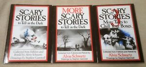 Image Is Loading Complete Set 3 SCARY STORIES To Tell In