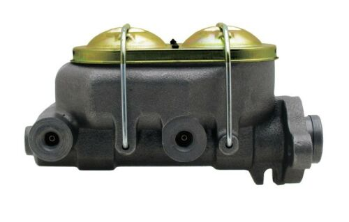 "Corvette Style Universal w// 4 ports MC1321H Cast Iron 1/"" Bore Master Cylinder"