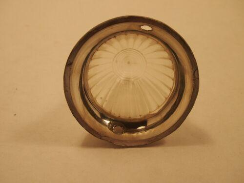 BMW ISETTA 300 600 Clear Acrylic Turn Signal Lens Light Lens NEW #501-singles