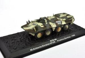 ALTAYA-Diecast-1-72-REF-NO-BX26-BTR-80-98TH-Airborne-Division-esercito-russo-1999