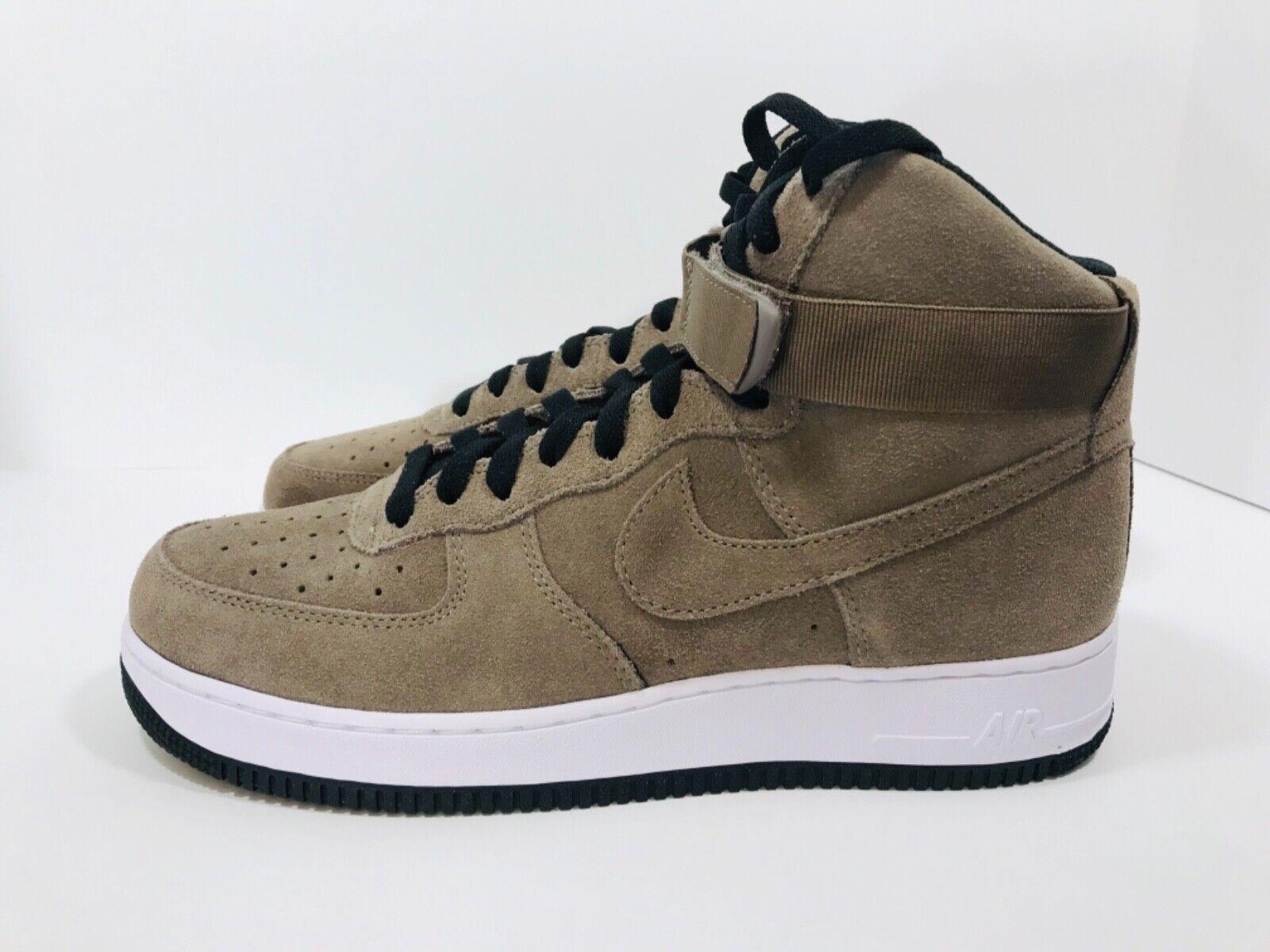 brand new e1ef5 4dbdd New Nike Air Force 1 High  07  07  07 Men s Size 10 Mushroom
