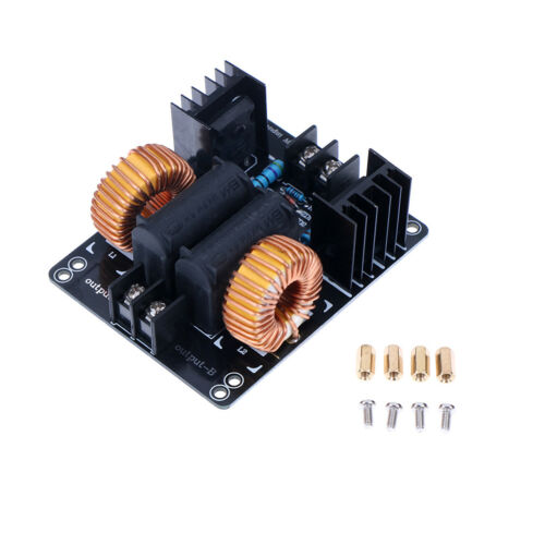 ZVS 1000W High Voltage Induction Heating Board Module Flyback Driver Heater 0O