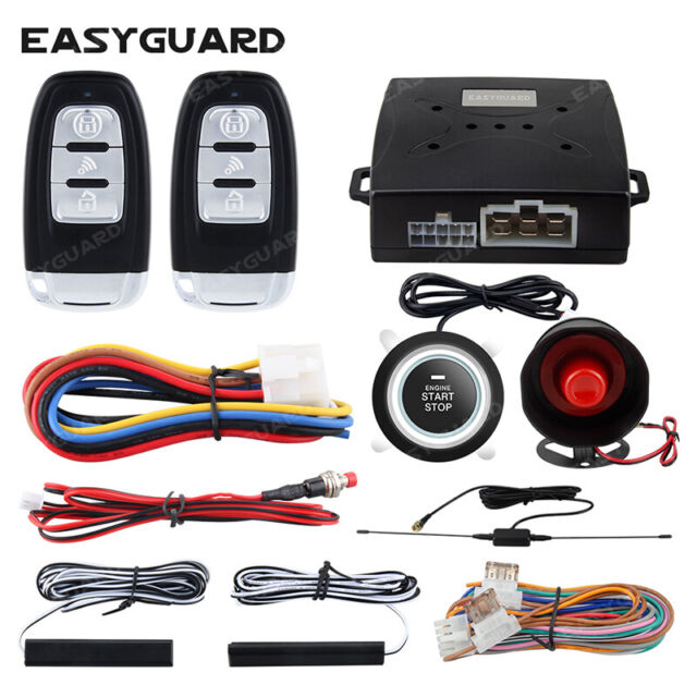 alarm system for car