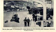 Überführung des 1772 verstorbenen Philosophen Swedenborg Histor.Aufnahme v. 1908