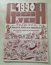D9  GIOIA VERA - RIVISTA MENSILE PER LA SCUOLA MATERNA - DICEMBRE 1990