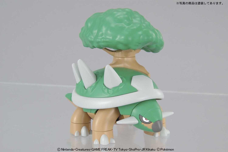 Bandai Pro Model Collection Torterra Evolution Set (Pokemon)