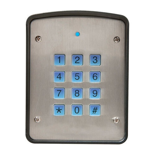 GTO//Mighty Mule P330 318MHz 9 Dip Switches Compatible Wireless//Wired Keypad F310