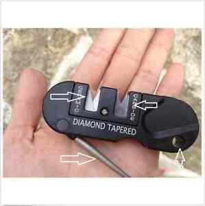 Messer-schaerfer-Sporttasche-Multi-Tool-Outdoor-Survival-Camping-Werkzeug-eNwrg