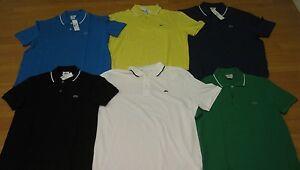 NWT-Men-039-s-Lacoste-Polo-Shirts-Retail-98