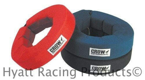 Crow Enterprizes Knitted Auto Racing Neck Support Brace All Colors