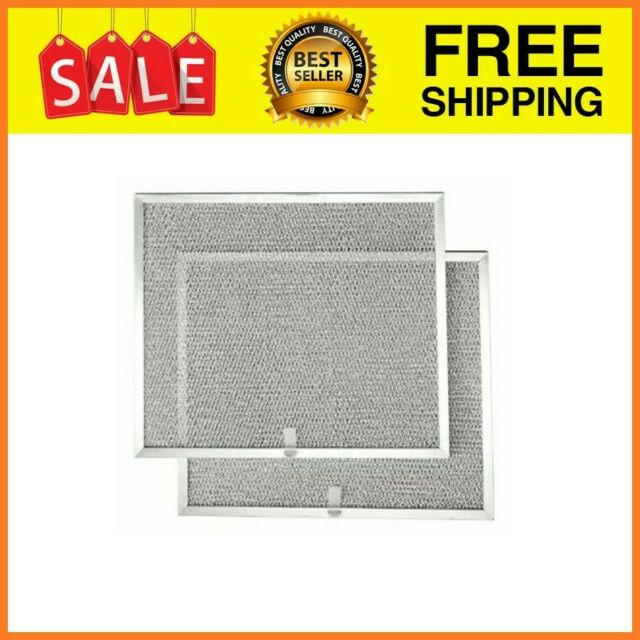 BPS1FA30 Range Hood Filter for Broan Nutone 11-3//4 x 14-1//4 x 3//8 Compatible with QS1 WS1 Aluminum Hood Grease Replacement Filter 4 Pack