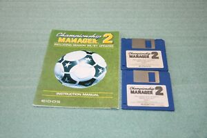No-Box-Amiga-Championship-Manager-2-aga-Eidos-Tested-and-Working