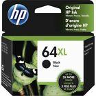 HP N9J92AN 64XL High Yield Ink Cartridge for HP Envy Photo - Black