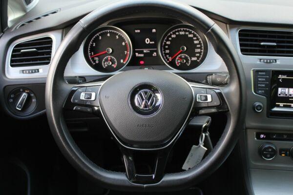VW Golf VII 1,4 TSi 140 R-line BMT billede 9