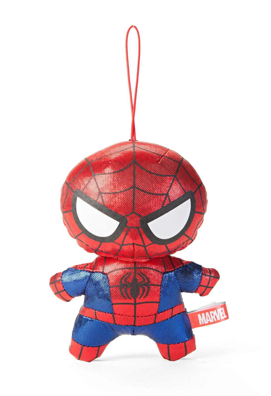 Marvel Kawaii Kawaii Kawaii Art Collection Gloss Spider-Man Plush Toy b4c4ed
