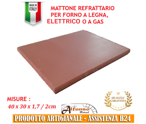 Bread Refractory brick Great for Pizza OVENS WOOD Alfonso electrical