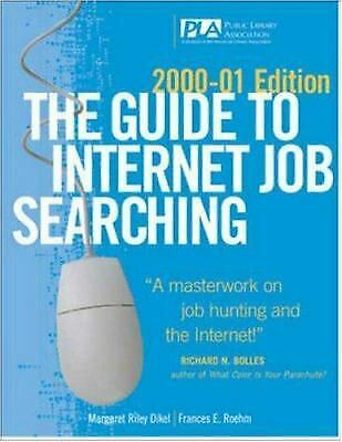 Guide to Internet Job Searching by Riley Dikel, Margaret -ExLibrary