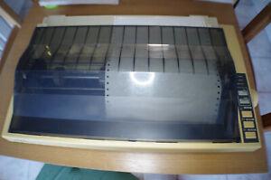 Epson-FX-1000-continu-Dot-Matrice-Perfore-Leporello-imprimante-teste