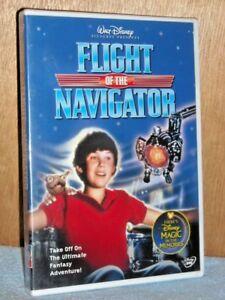 Flight-of-the-Navigator-DVD-2004-NEW-DISNEY-Joey-Cramer-Sarah-Jessica-Parker