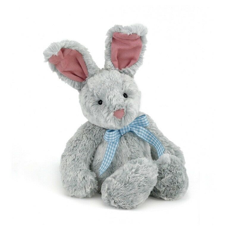 "Jellycat Sherbet bluee Bunny Large (Rare) 13"" - Retired (SHE6BB) - VGC"