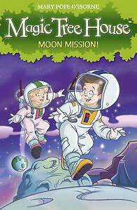 Magic-Tree-House-8-Moon-Mission-Osborne-Mary-Pope-Very-Good-Book
