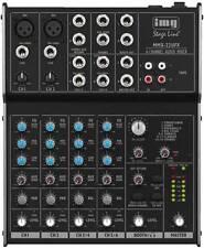 IMG Stage Line MMX-22UFX 4-Kanal-Audio-Mischpult  6 Eingängen 17-167