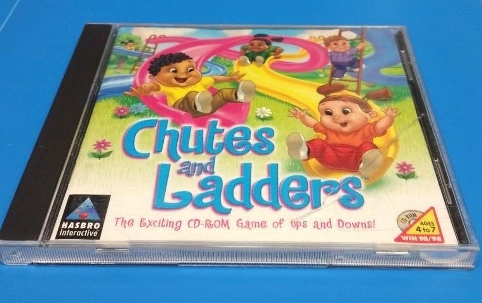 Chutes And Ladders Jewel Case Pc 1999 For Sale Online Ebay Who esle has been having a blast with the supra?, about time they added a good car haha 👍. chutes and ladders jewel case pc 1999