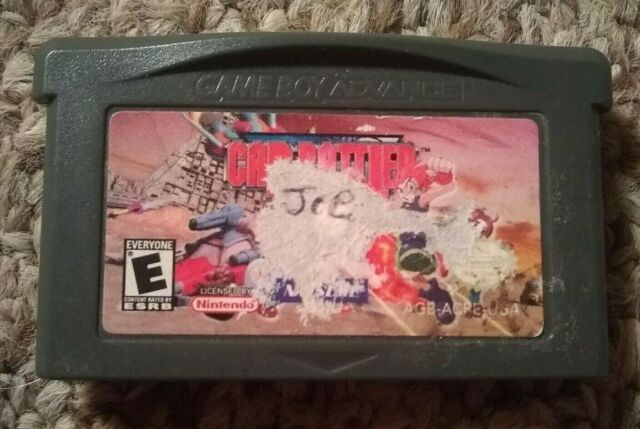 Car Battler Joe for Game Boy Advance - Cartridge Only Tested Authentic