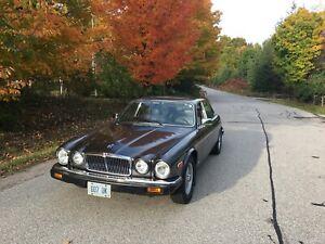 1988 Jaguar XJ12 vanden plus